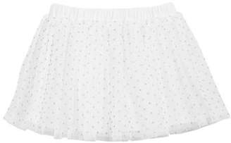 First Impressions Tulle Dot Cotton Tutu Skirt