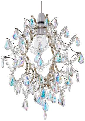 Easy fit lighting shopstyle uk at very luxe collection charlotte luxury easy fit pendant aloadofball Choice Image