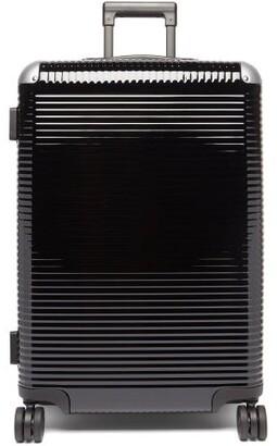 Fabbrica Pelletterie Milano - Bank Light 68 Check In Suitcase - Mens - Black