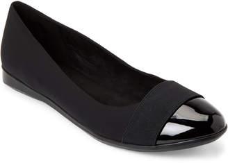 Bandolino Black Omena Ballet Flats