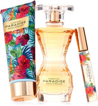 N. Sofia Vergara 3.4 oz. Tempting Paradise 3-Piece Fragrance Set