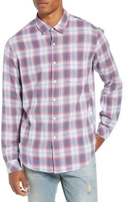 Rails Wyatt Regular Fit Woven Shirt