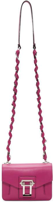 Proenza Schouler Pink Hava Chain Crossbody Bag
