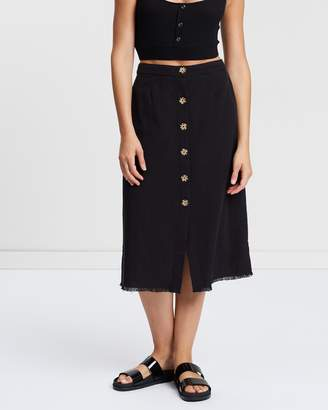 Billabong Mumbai Midi Skirt