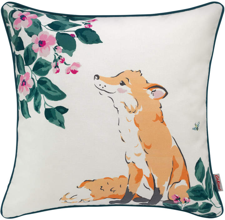 Park Wildlife Fox Cushion
