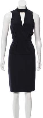 Karl Lagerfeld Sleeveless Midi Dress