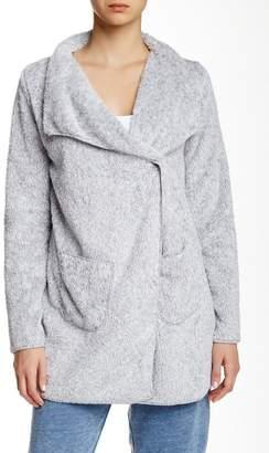PJ Salvage Grey Cozy Cardigan