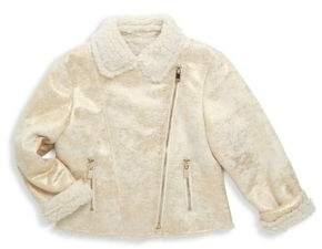 Billieblush Toddler's, Little Girl's& Girl's Zip Jacket