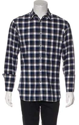 Todd Snyder French Cuff Dress Shirt