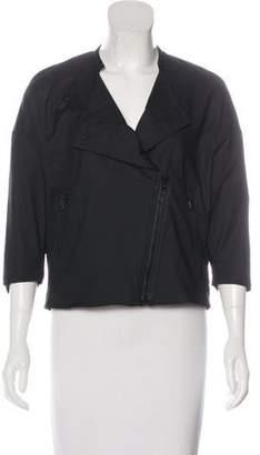 Helmut Lang Lightweight Short Sleeve Jacket