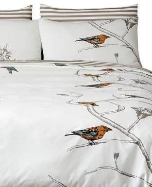 Chinoiserie Cotton Duvet Cover