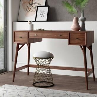 Mercury Row Norberg Counter Height Desk Mercury Row