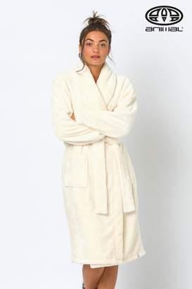 Fleece Dressing Gowns Women Shopstyle Uk