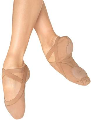 Bloch Dance Women's Pro Elastic Ballet Slipper
