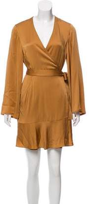 A.L.C. Whitney Satin Dress w/ Tags