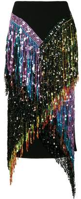 Romance Was Born love potion fringe skirt