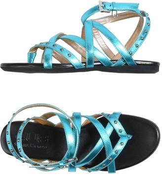 Cesare Paciotti 4US Toe strap sandals