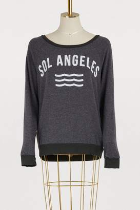 Sol Angeles Waves sweater