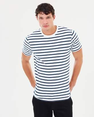 J.Crew Slub Cotton Deck Striped T-Shirt