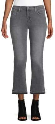 J Brand Classic Unfinished Jeans