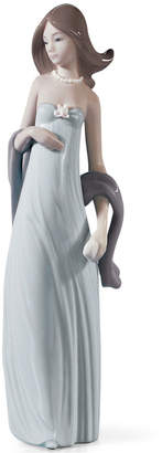 Lladro Collectible Figurine, Ingenue