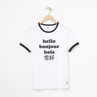 Roots Womens Hello Friend T-shirt