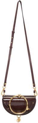 Chloé Brown Nile Minaudiere Bag