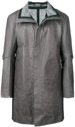 Isaac Sellam Experience stand up collar jacket