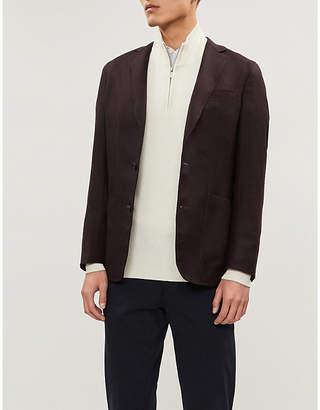 Brunello Cucinelli Half-zip cashmere jumper