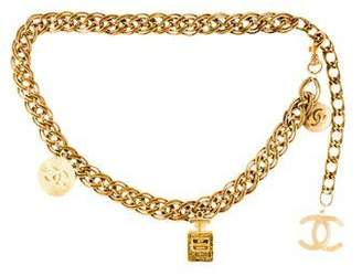 Chanel CC Chain-Link Belt