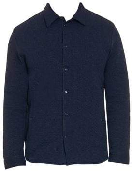 Robert Graham Justin Knit Button-Down Shirt