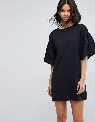 Vero Moda Oversize Sleeve Shift Dress
