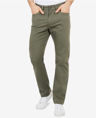Nautica Men Flat-Front Deck Pants