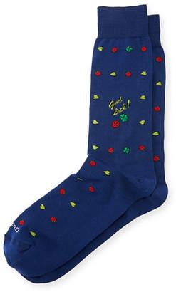 Etro Good Luck Socks