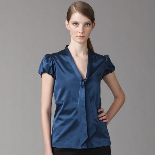 Theory Brionel Chorus Blouse