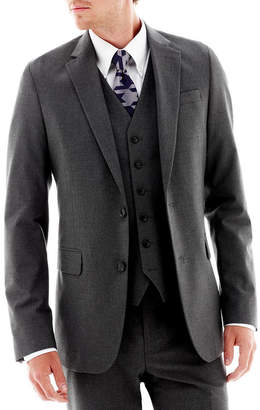 Jf J.Ferrar JF Stretch Gabardine Suit Jacket - Classic Fit