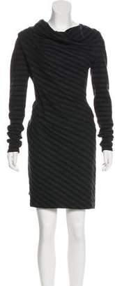 AllSaints Long Sleeve Knit Dress