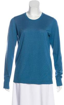 Loro Piana Long Sleeve Cashmere Top