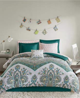Intelligent Design Tulay 7-Pc. Twin Xl Comforter Set Bedding