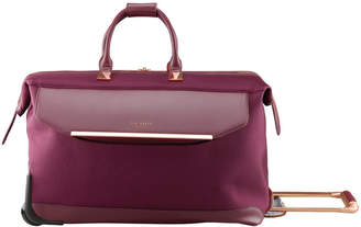 Ted Baker Albany Softside 2 Wheel Trolley Duffle