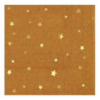 Meri Meri Stars Paper Napkins - Set of 16