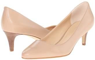 Cole Haan Lena Mid Pump II Women's 1-2 inch heel Shoes