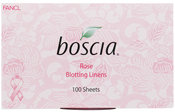 boscia Rose Blotting Linens