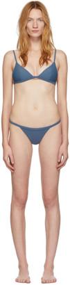 Matteau Navy Petite Bikini