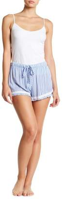 PJ Salvage Summer Stripes Pajama Shorts