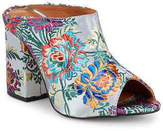 RENVY Brocade Shootie