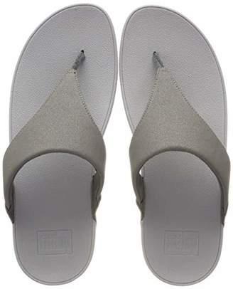 90036490c38143 FitFlop Women s Lulu Shimmerlux Flip Flops