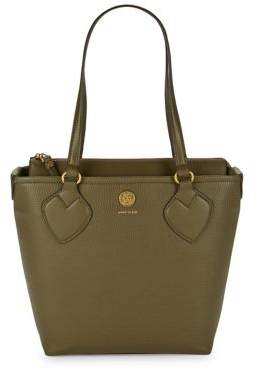 Anne Klein Textured Zip Tote