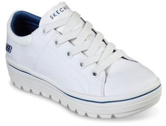 Skechers Street Cleat Back Again Platform Sneaker