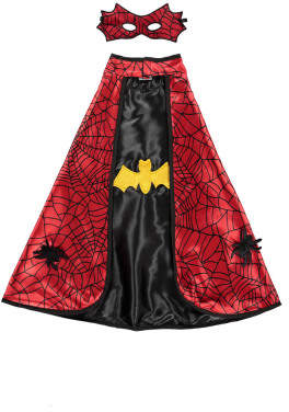 Spiderman Great Pretenders Reversible Cape and Mask